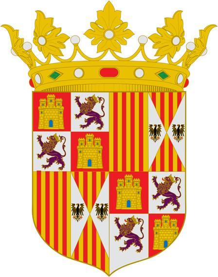 Escudo de los Reyes Católicos-1475