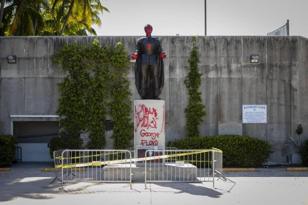 Vandalismo en Miami