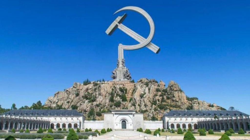 La sectaria memoria democrática española.: Nuevo Cementerio Civil de San Lorenzo del Escorial