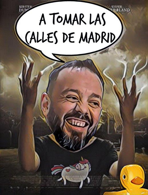La izquierda chunga de Madrid se está organizando para boicotear las medidas anti covid-19 del gobierno de Ayuso. Por Linda Galmor