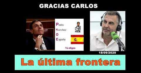 Pedro Sánchez o España, tu eliges
