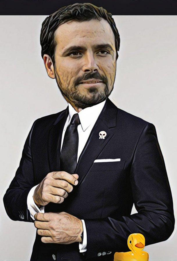 Cazón, Alberto Cazón, dice que hay que quitar los privilegios al ciudadano Borbón. Por Linda Galmor