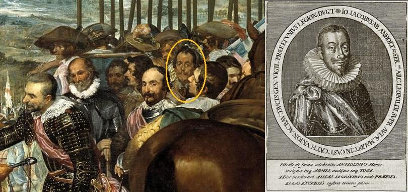 El Príncipe de Neuburg o Johann Jakob von Bronckhorst-Batenburg