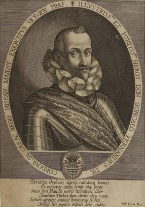 Fernández de Córdoba, vencedor de Fleurus