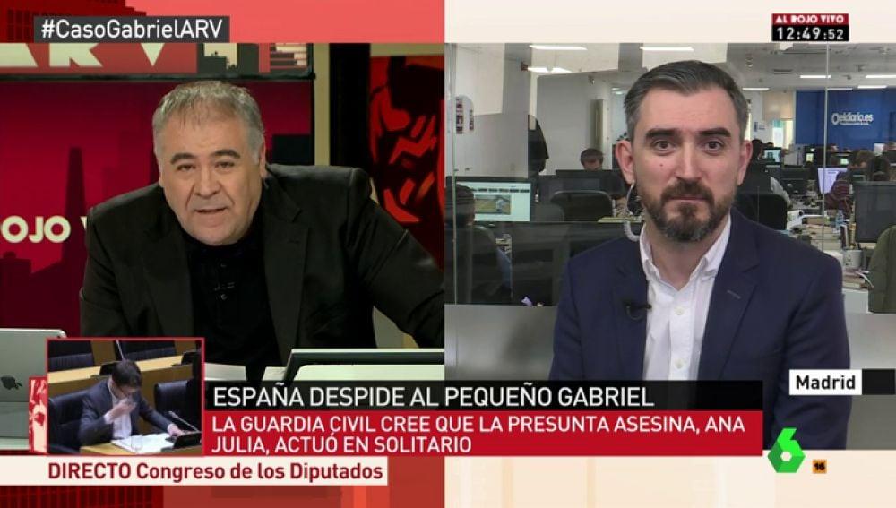 Ignacio Escolar pide que a la Comunidad de Madrid se le aplique el artículo 155