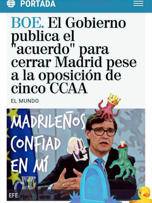 Será el candidato del Psoe a la Generalitat y putear a Madrit da puntos. Por Linda Galmor