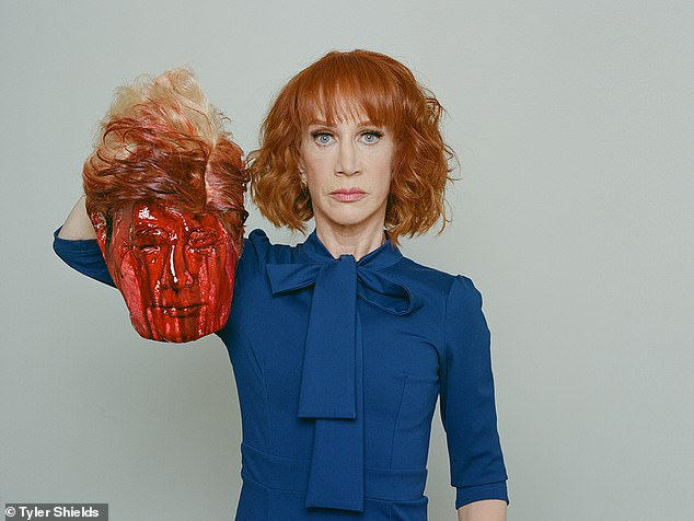 Inadmisible Kathy Griffin