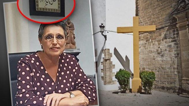 El tenebroso minuto de gloria de la alcaldesa comunista Carmen Flores