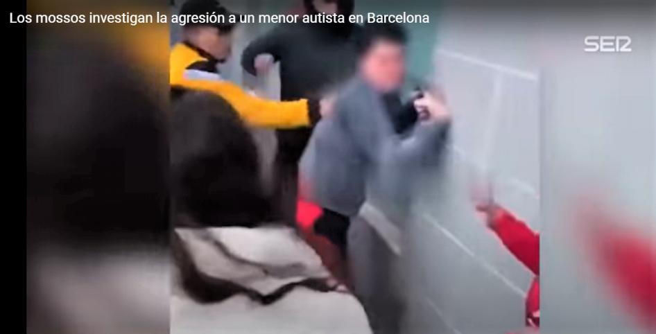 Nuestro gobernantes actúan como los chavales agresores del barrio catalán