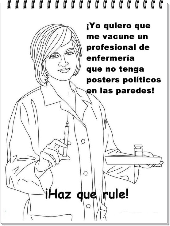 Yo quiero que me vacune