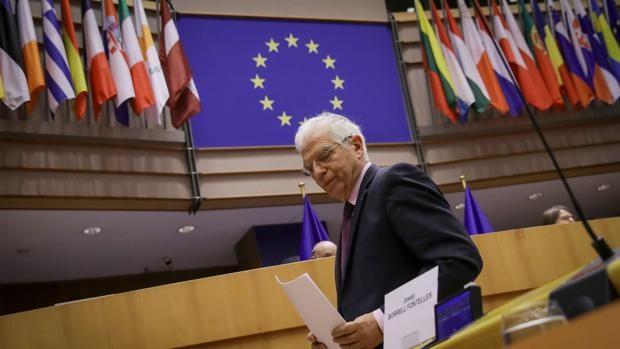 Europa y los europeos merecemos una mejor defensa señor Borrell