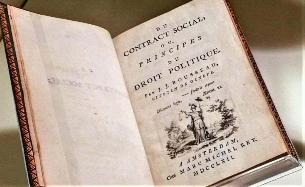 Límites del contrato social vs. oligarquía partitocrática