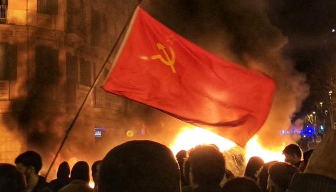 Los altercados son una nueva prueba de adonde nos quieren llevar los enemigos de España