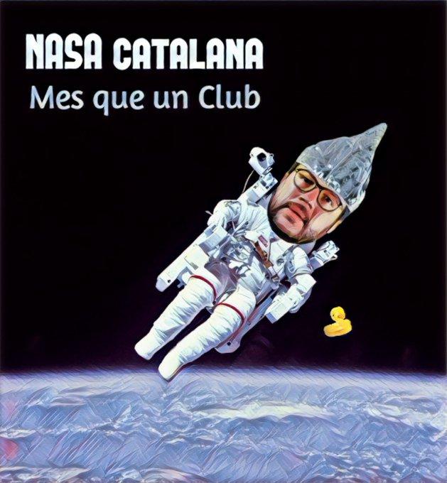 Se calienta la campaña electoral con la NASA catalana. Por Linda Galmor