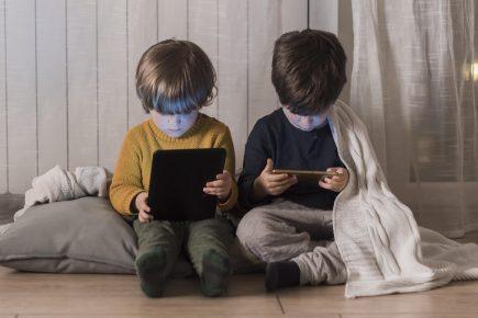 Las pantallas y la multitarea