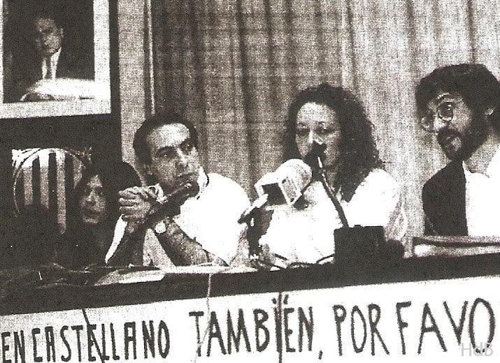 De los defensores del español en Cataluña