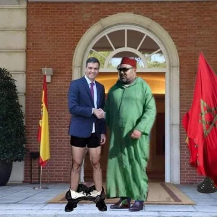 Desde la crisis en Ceuta y Melilla salta a 2050 para prometemos un horizonte idílico