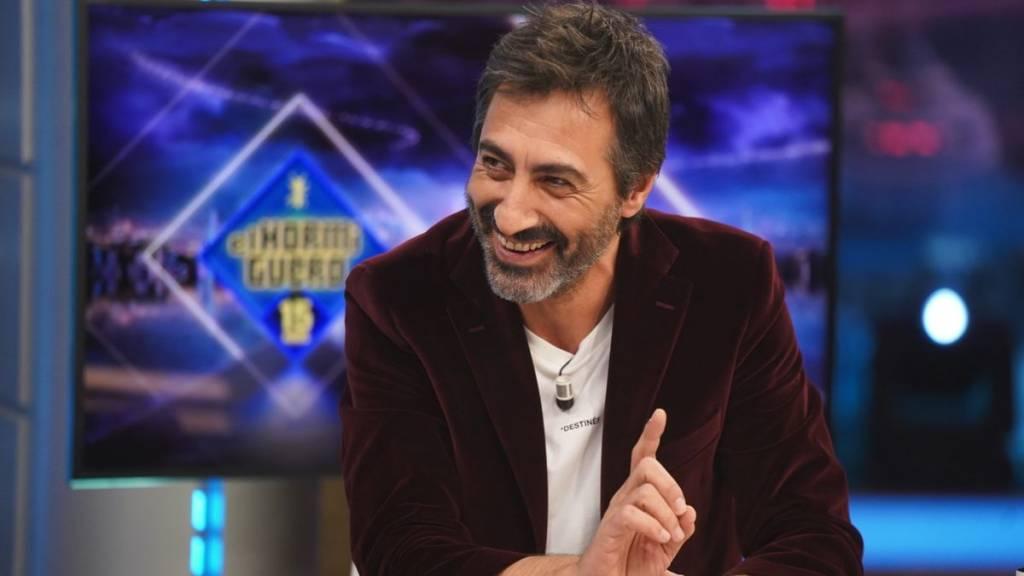Juan del Val, insultador de moda en la televisión