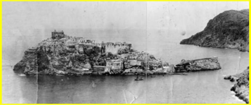 El Peñón de Vélez de la Gomera era una isla