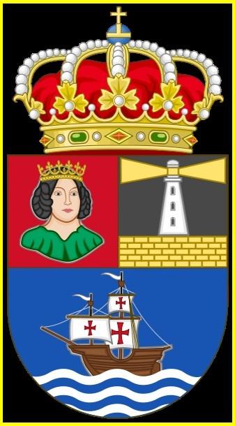 Escudo de las islas Chafarinas