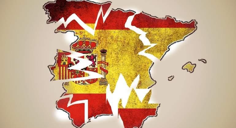España está iniciando su extinción definitiva como Nación y Estado. Tuit de pedroserenado