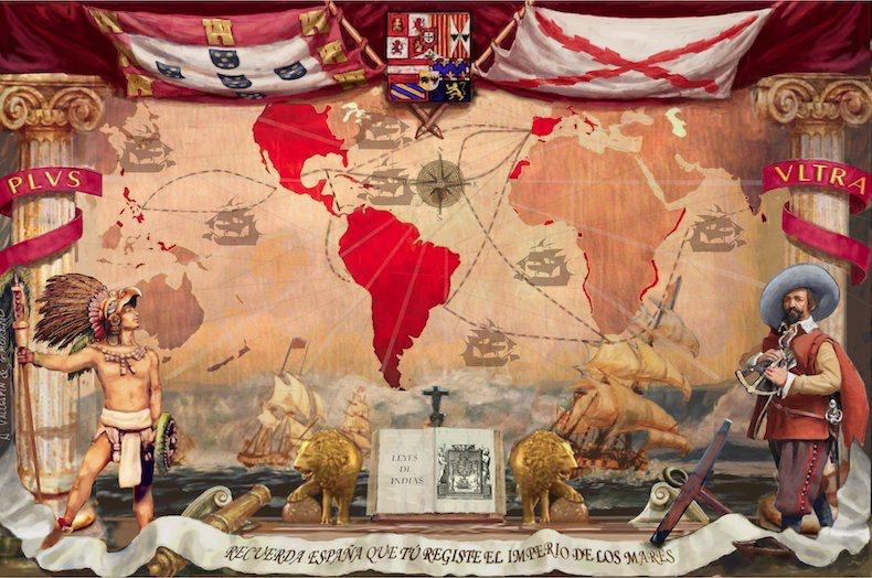 Los ilustrados durante el Imperio Español.