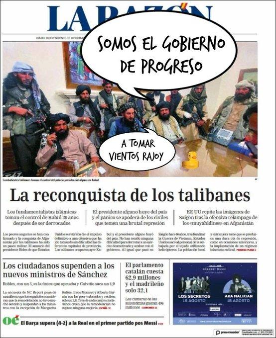Los talibanes dicen que no habrá represalias ni venganzas.