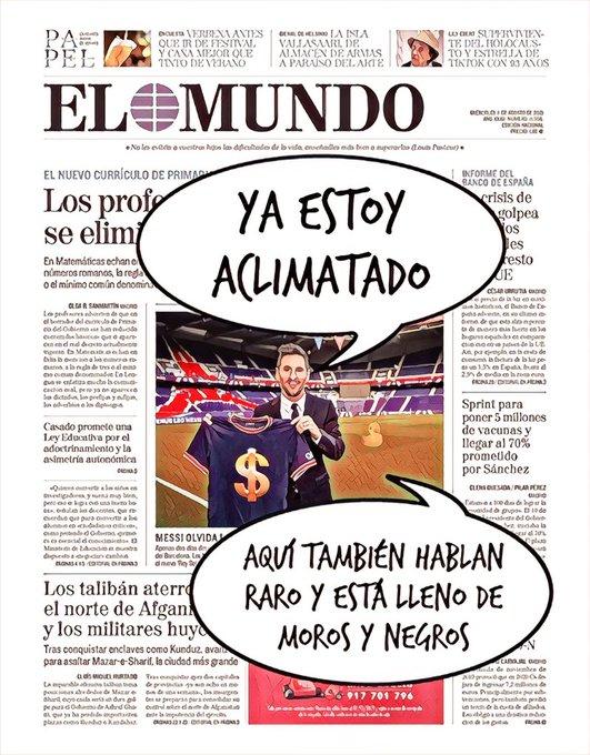 Messi, más que un club. Por Linda Galmor