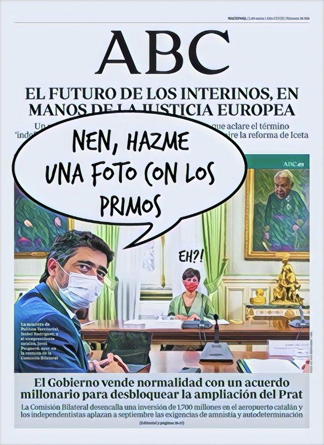Psoe paga con nuestro dinero la estabilidad de gobierno con el voto nacionalista catalán. Por Linda Galmor