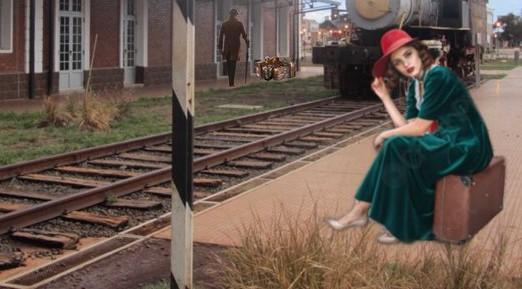 Avanzo en ese tren